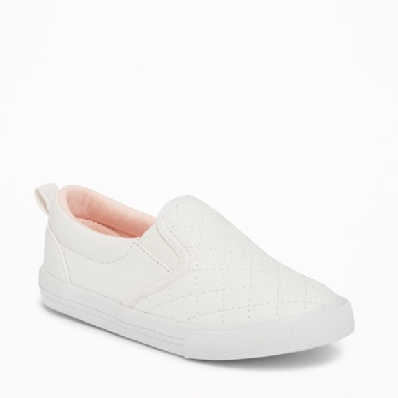 Old Navy Shoes | Quilted Fauxleather